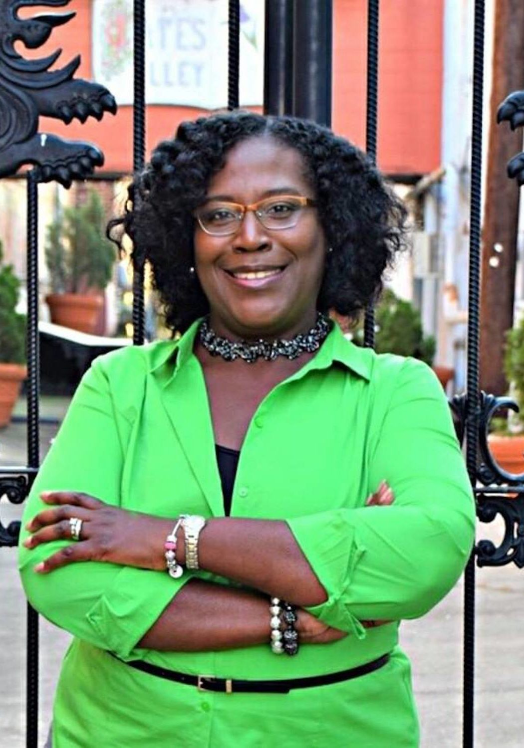 Wendy Bryant Sellars, Willoughby Avenue, The Five Fifths, KOLUMN Magazine, KOLUMN, African American Politics, Blacks in Politics, Black Vote, Vote Black